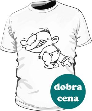 Koszulka z nadrukiem 164793