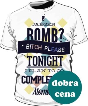 Koszulka Bomb