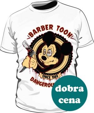 Koszulka Barber Toony