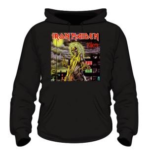 Bluza z kapturem Iron Maiden KILLERS