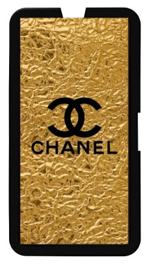 CHANEL GOLD ETUI CASE SONY Z2 Z3