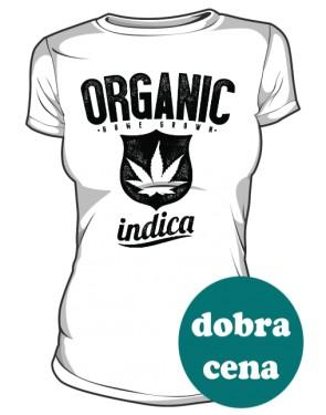 Koszulka Damska Organic