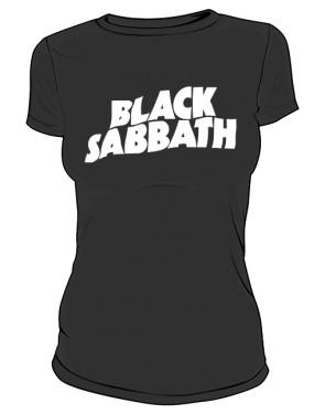 Koszulka Black Sabbath damska