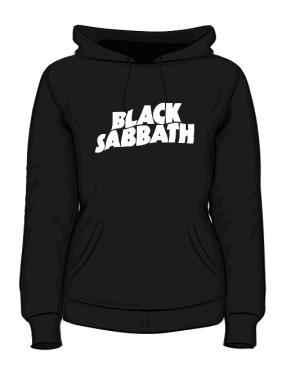 Bluza z kapturem Black Sabbath damska