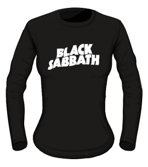 Longsleeve Black Sabbath damski