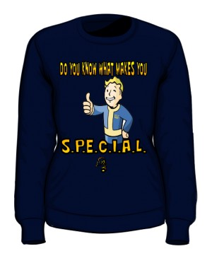 Vault Tec Boy DARK BLUE