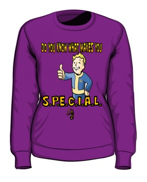 Vault Tec Boy PURPLE
