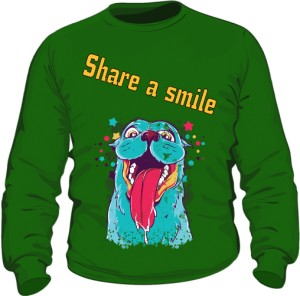 Podziel się uśmiechem