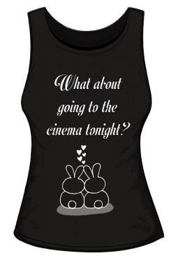Co powiesz o wyjściu do kina