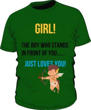 Dziewczyno ten chłopak Cię kocha