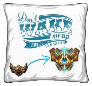 Nie budź mnie