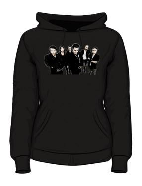 Bluza czarna damska Rammstein band
