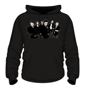 Bluza czarna męska Rammstein band