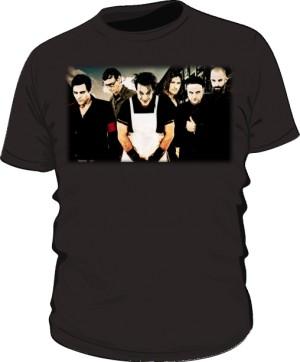 Koszulka męska Rammstein band