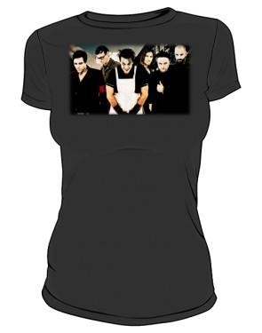 Koszulka damska Rammstein band