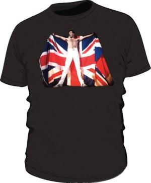 Koszulka męska czarna Freddie