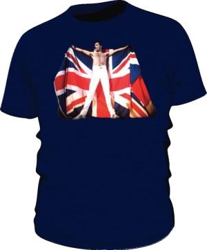 Koszulka męska granatowa Freddie