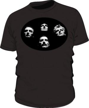 Koszulka męska Queen band
