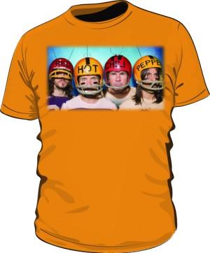 Koszulka męska RHCP gracze 2