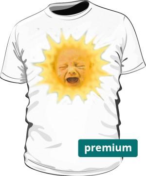 T shirt Słońce