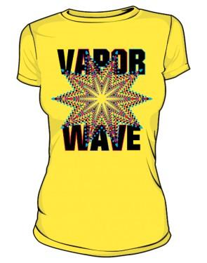 Vaporwave gwiazda