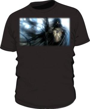 Koszulka czarna męska Czarnoksiężnik