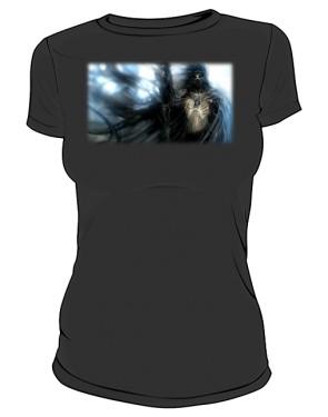 Koszulka czarna damska Czarnoksiężnik