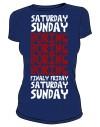 Damska koszulka Boring Days 171813