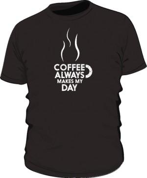 Koszulka męska Coffee always