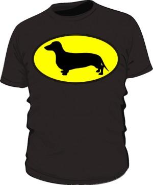 Koszulka męska Jamnik