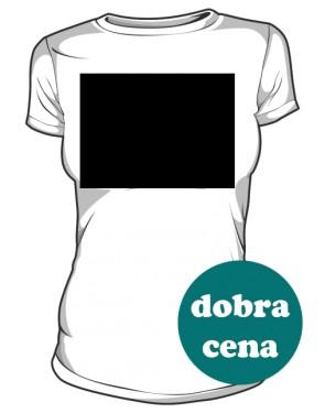 Koszulka biała z logo Android Now