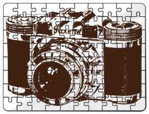 Puzzle 80 elementów