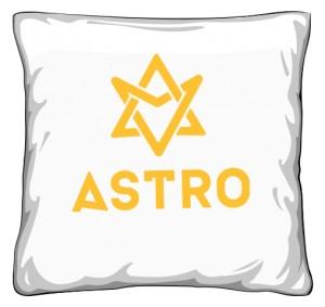 poduszka ASTRO