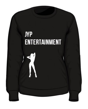 damska bluza JYP ENTERTAINMENT