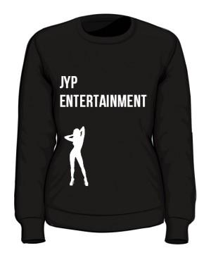 damska bluza JYP ENTERTAINMENT