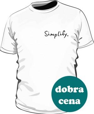 Simplify tshirt