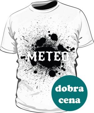 Koszulka Męska Biała