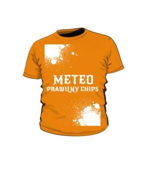Koszulka Dziecięca Pomarańczowa