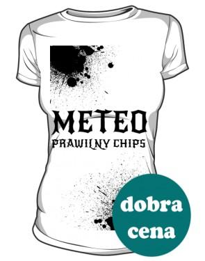 Koszulka Damska Biała