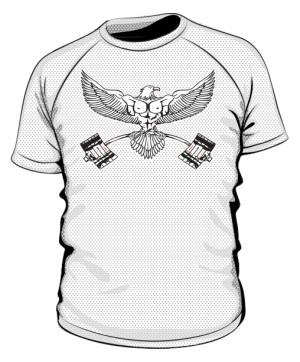 Koszulka z nadrukiem 173412