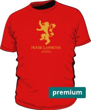 House Lannister koszulka MĘSKA PREMIUM