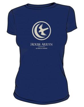House Arryn koszulka DAMSKA