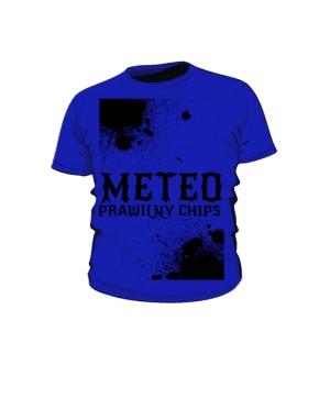 Koszulka Dziecięca Niebieska