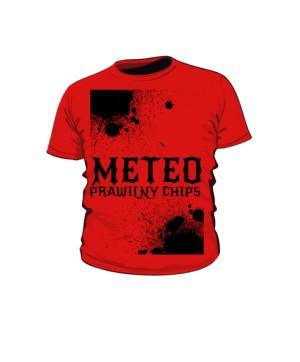 Koszulka Dziecięca Czerwona