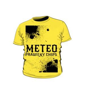 Koszulka Dziecięca Żółta