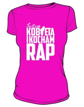 Jestem Kobietą i Kocham Rap
