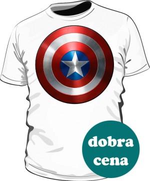 Koszulka biała Tarcza
