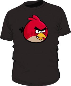 Koszulka męska czarna Red