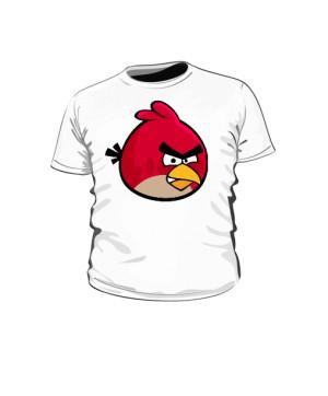 Koszulka dziecięca biała Red