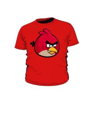 Koszulka dziecięca czerwona Red